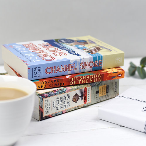 The Travel Lover's Book Subscription