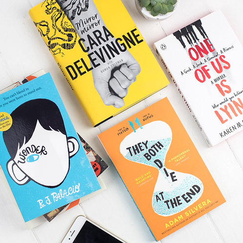 The Young Adult Book Subscription