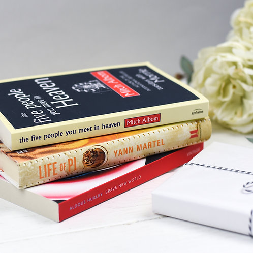 The Stay At Home Book Club