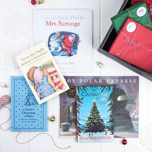 NEW The Christmas Eve Book Hamper