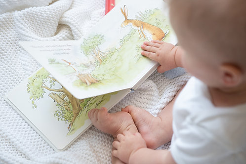 The Baby Book Subscription