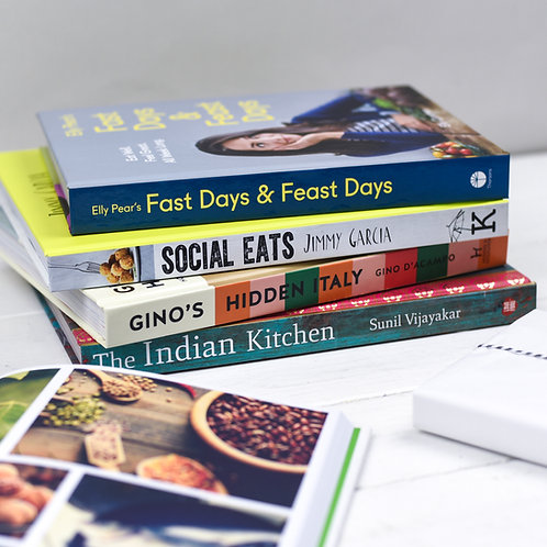 The Cookery Book Subscription