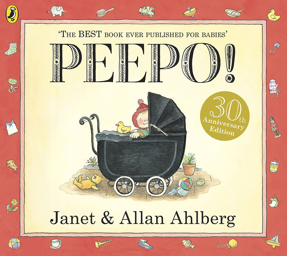 Peepo baby book
