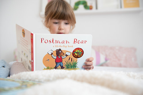 The Toddler Book Subscription