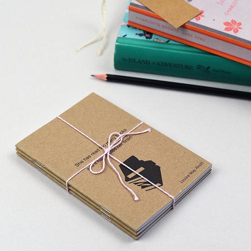 Literary Notebook Set