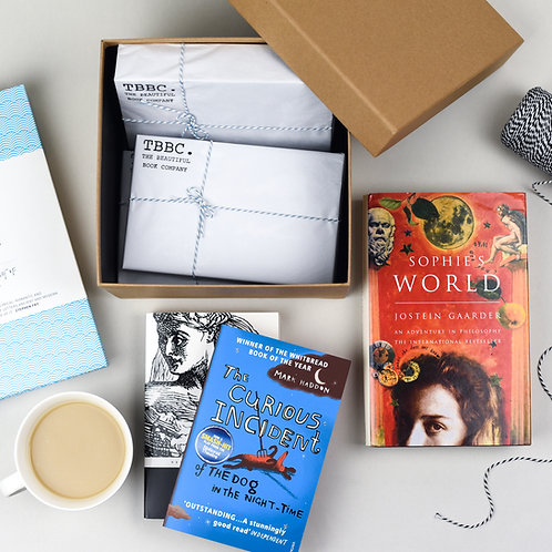 The Retirement Book Box