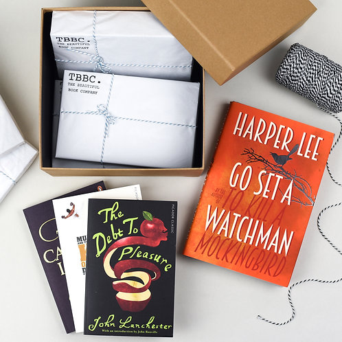 """The """"Get Well Soon"""" Book Box"""