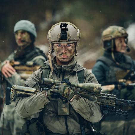 Fyzický test k Navy SEAL. Prošel bys ?