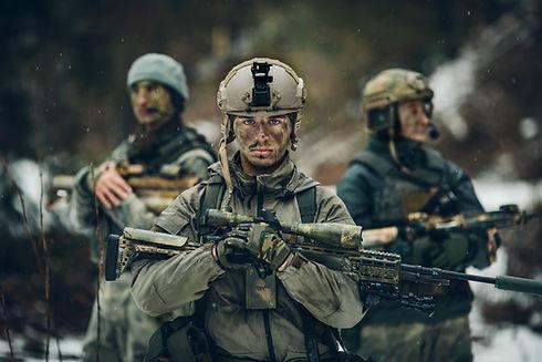 Soldados do exército