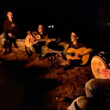 Bonfire & Music