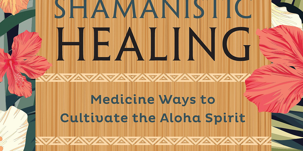 Hawaiian Healing Talk-story / Book-signing