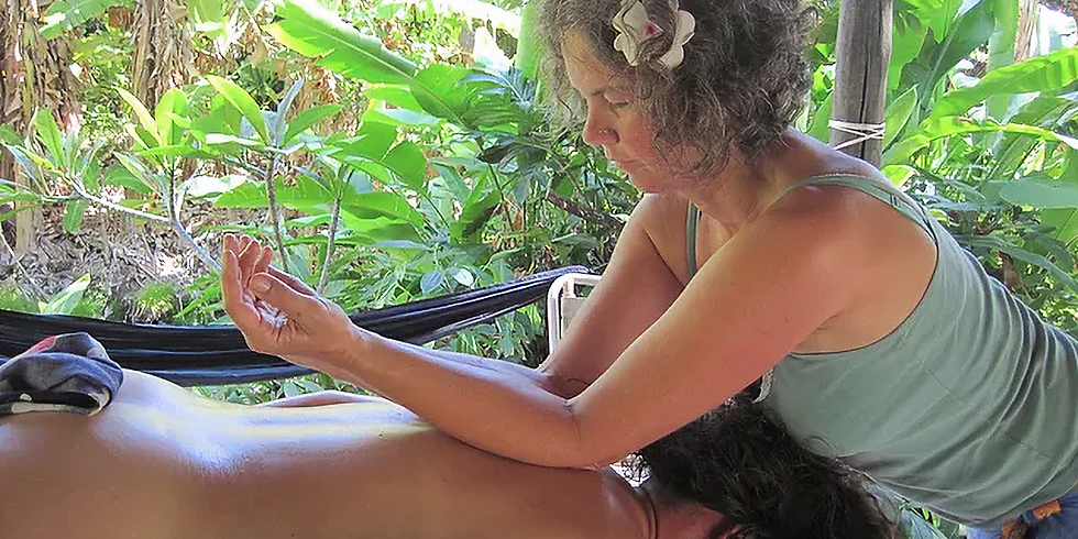 Temple Style Lomilomi   Training / Adventure    Kauai, HI