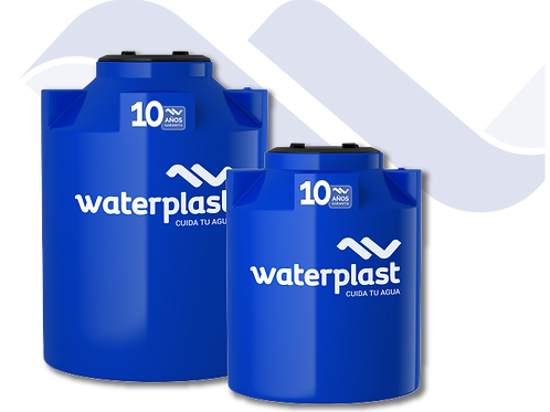 Tanque Cisterna Waterplast 1100lts