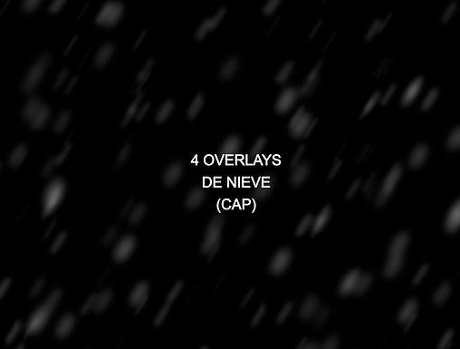 NIEVE - 4 OVERLAYS