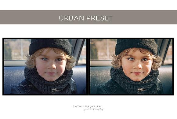 URBAN HOUSE - 3 PRESETS PARA JPG / versiones nuevas