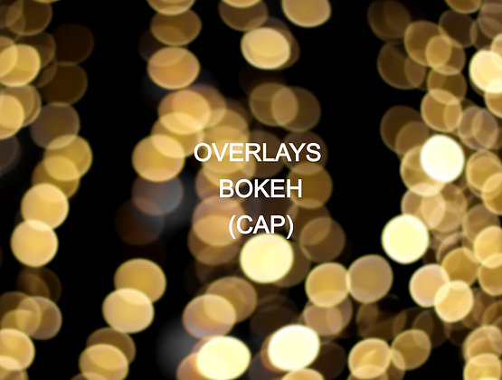 BOKEH - 5 overlays
