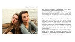 Elise et Lauranne