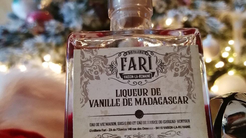 Liqueur de vanille de Madagascar