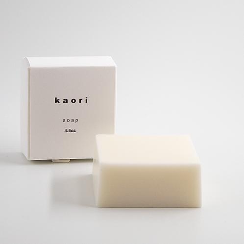 kaori soap
