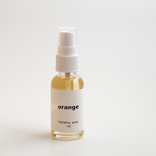 オレンジエッセンス水和スプレー