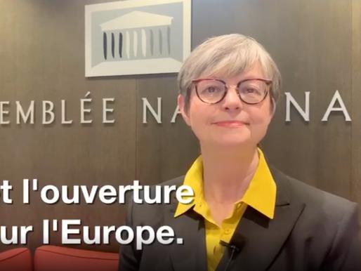 Rapport d'observation sur le projet de loi audiovisuel pour la Commission des Affaires Européennes