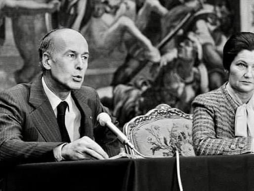Valérie Giscard d'Estaing, le Président de mes 20 ans