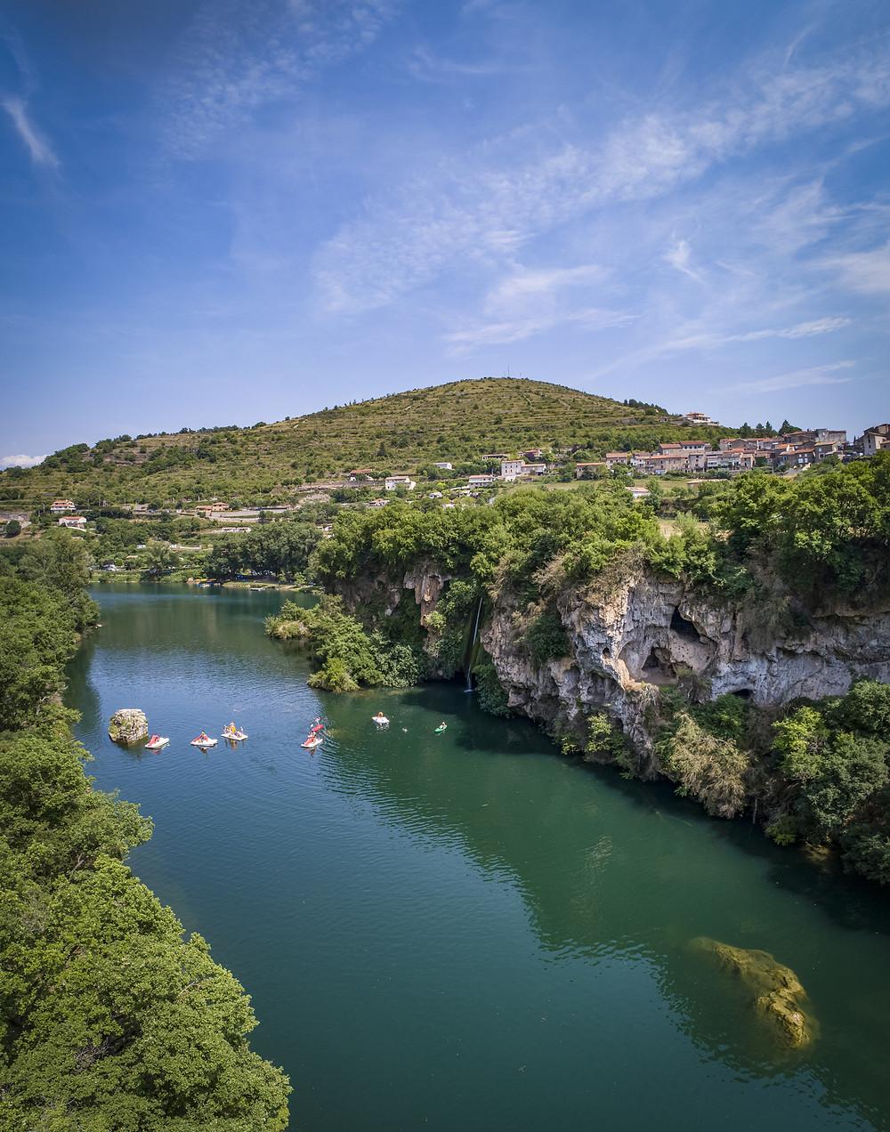 rivière-tarn-cascade-canoë-aveyron