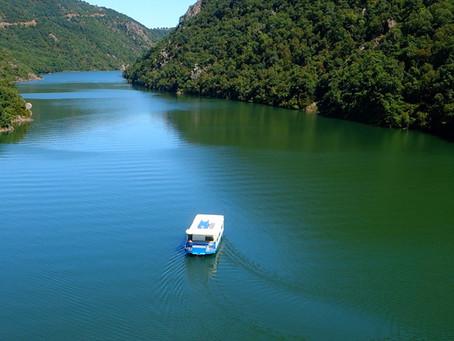 Promenade en bateau sur le Tarn