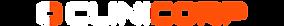 Logotipo da Clinicorp, o melhor sistema para alinhadores ortodônticos
