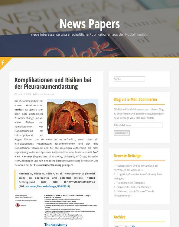 Anatomy Biomechanics Laboratory Public Relations
