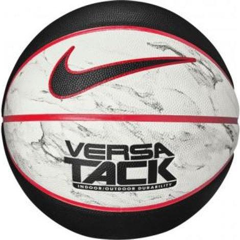 כדורסל נייק דמוי עור - גודל 7 - לבן ושחור