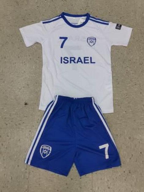 חליפת כדורגל נבחרת ישראל