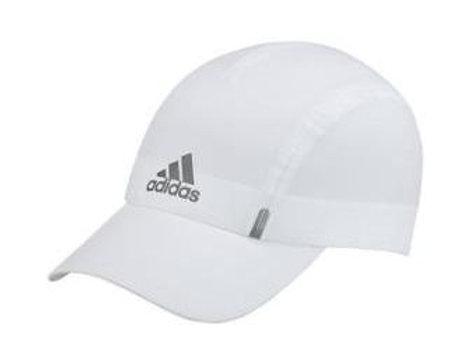 כובע ריצה אדידס לבן