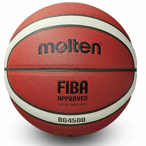 כדורסל מולטן עור גודל 6 - BG4500