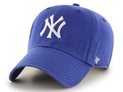 כובע 47 ניו יורק כחול