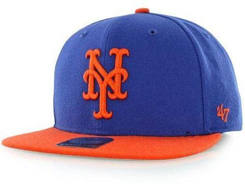 כובע 47 ניו יורק מצחייה שטוחה