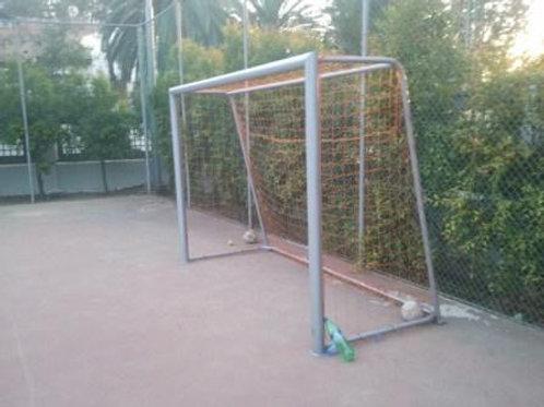 שער כדורגל לחצר - 3 מטר
