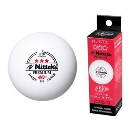 כדורי טניס שולחן ניטקו - פלסטיק