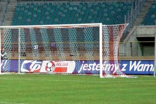 שער כדורגל מקצועי קבוע - 7 מטר