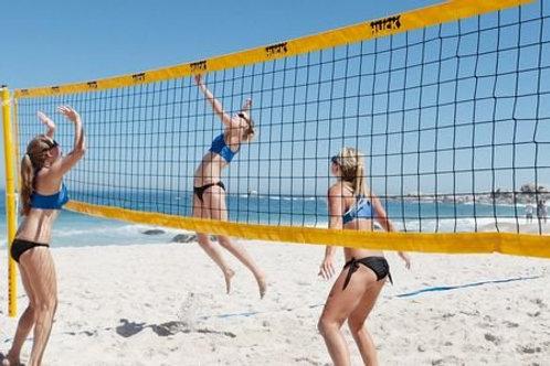 רשת כדורעף חופים אולימפית