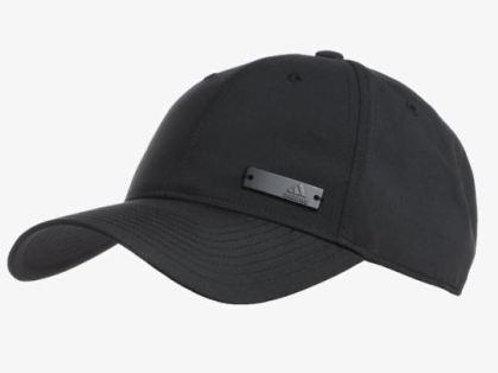 כובע אדידס שחור - אבזם מתכת