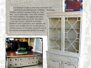 Furniture Before & After