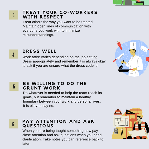 How to impress your boss