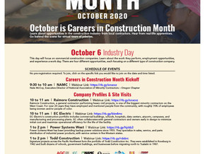 Career in Construction Month