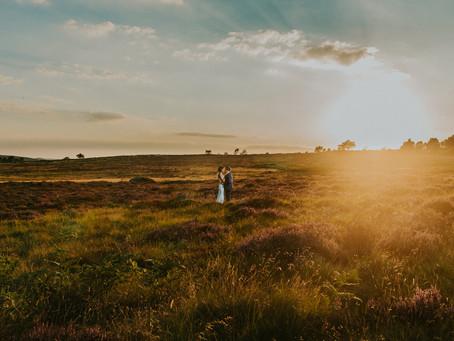 London Couple in the Peak District | Derbyshire