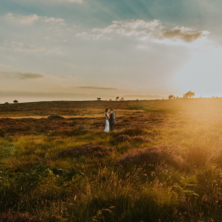 London Couple in the Peak District | Derbyshire