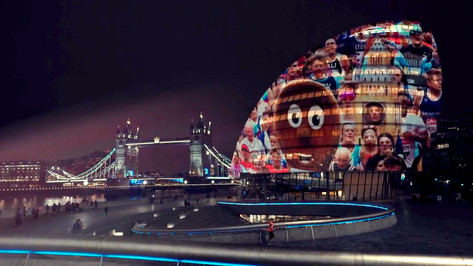 THE LONDON MARATHON|THE 40TH RACE