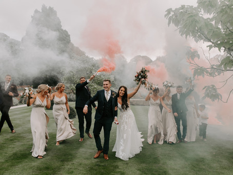 Everything you need to know about SMOKE BOMBS