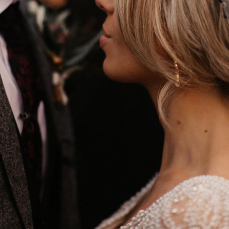 Winter Wedding Inspiration | Katrina & Nick