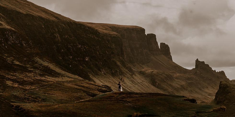 The Isle of Skye, Scottish Highlands
